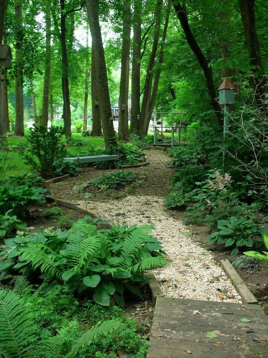 Superieur 24 Woodland Garden Design   Fancydecors