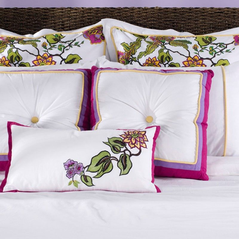 Rizzy Home // Wallflower 8 Piece Bedding Set