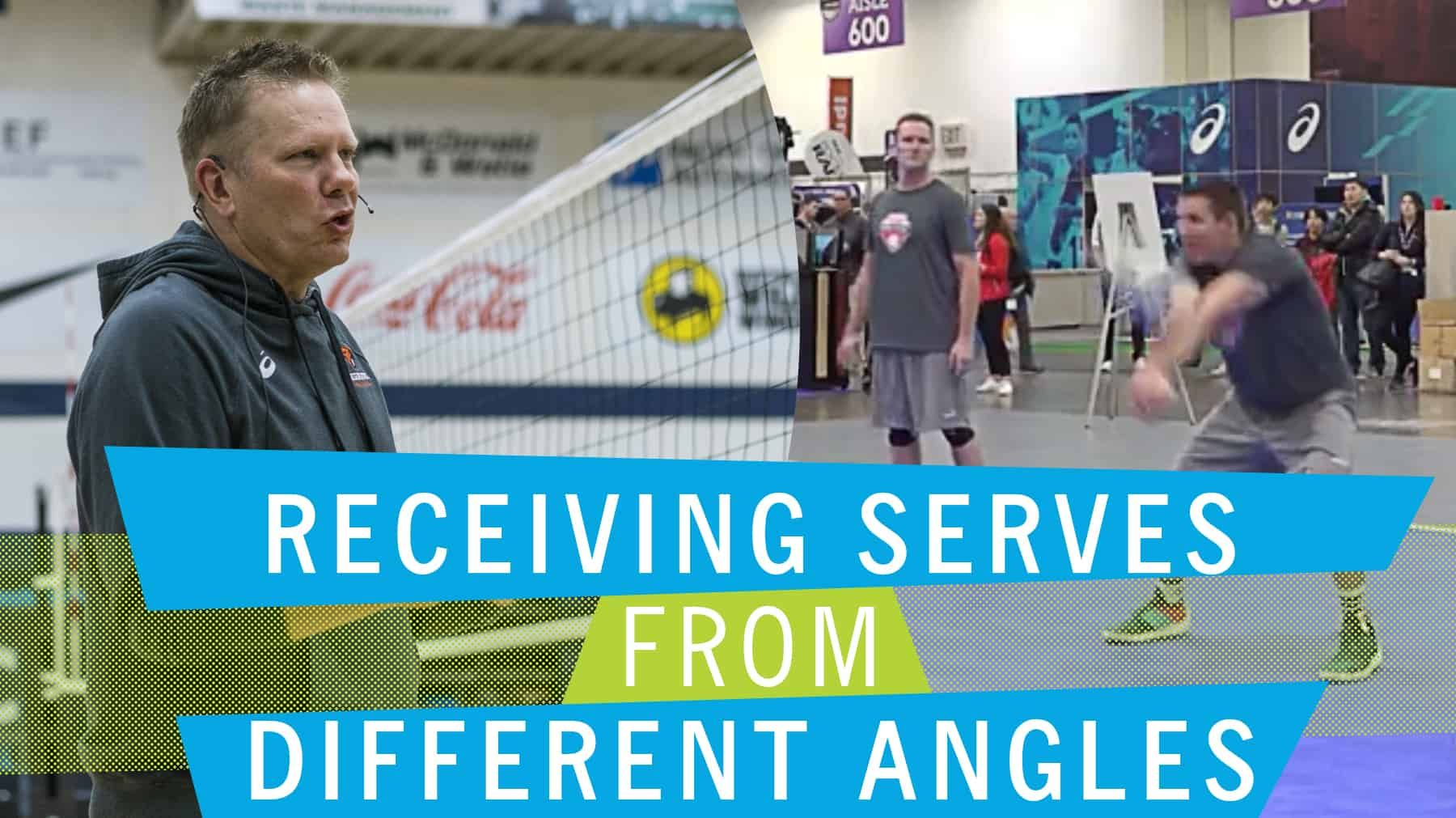 Serve Receive From Different Angles The Art Of Coaching Volleyball Coaching Volleyball Volleyball Coaching