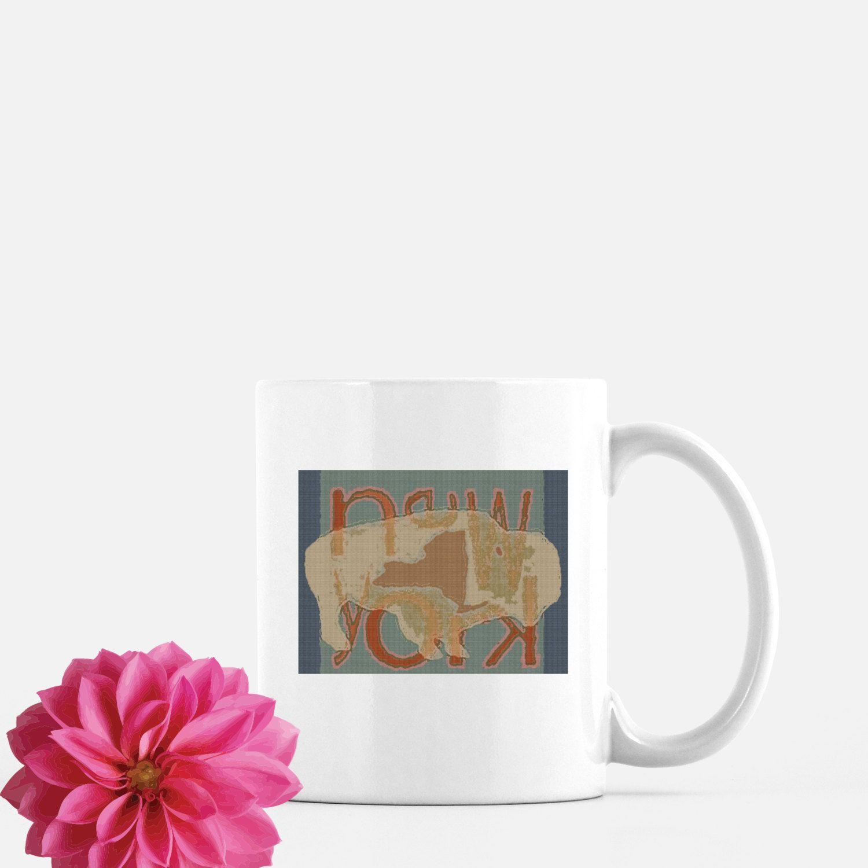 3e9d269d7e1f Buffalo New York Coffee Mug