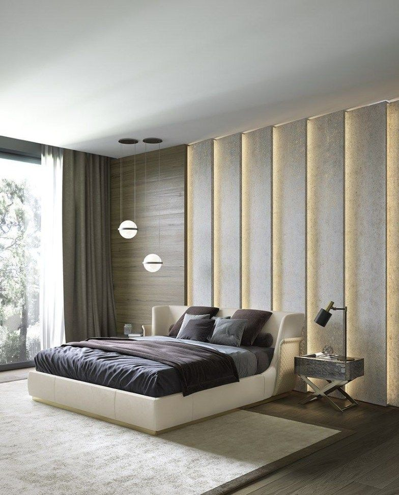 47 The Best Modern Bedroom Designs That