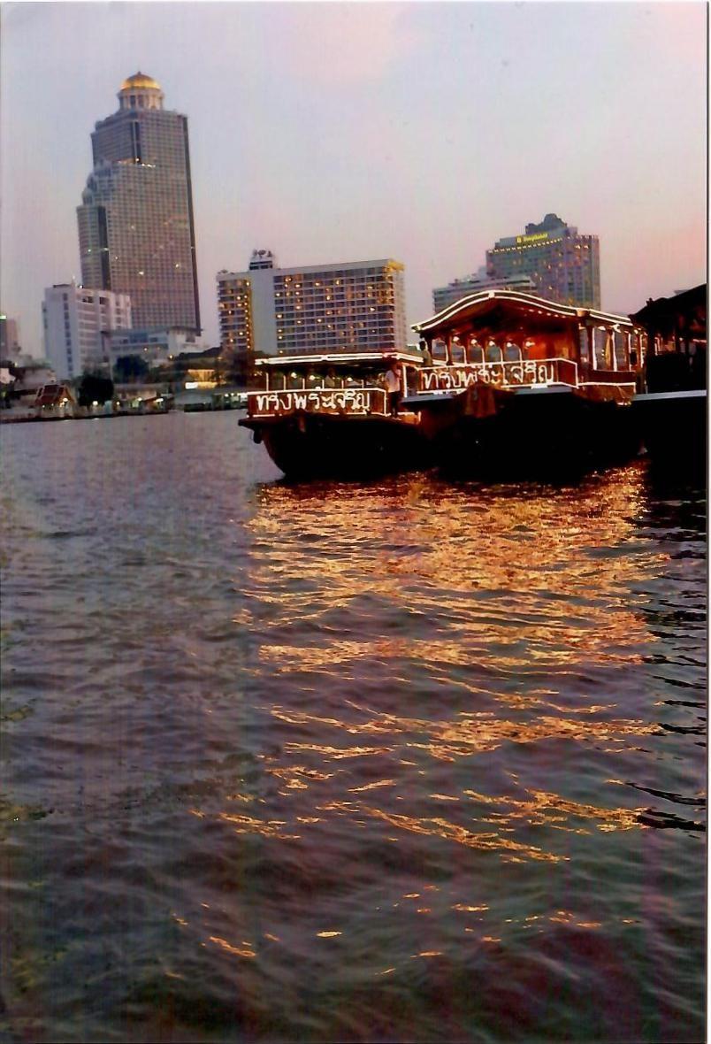 Pin Auf Bangkok Facetten Einer Millionenmetropole