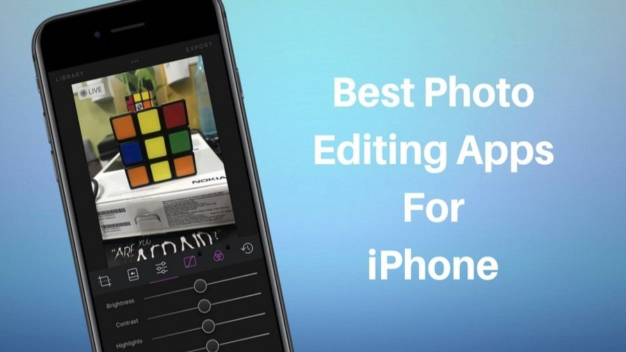 8 Best Photo Editing Apps For iPhone To Enhance Your