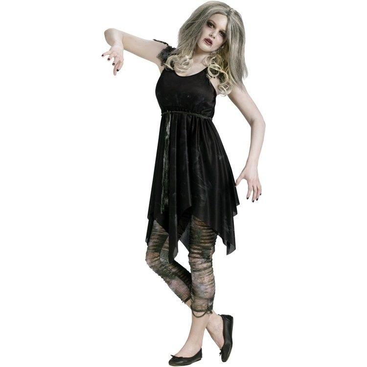 Night Zombie Teen Costume. #endoftheworld #costumeideas  sc 1 st  Pinterest & Night Zombie Teen Costume. #endoftheworld #costumeideas | Zombie ...