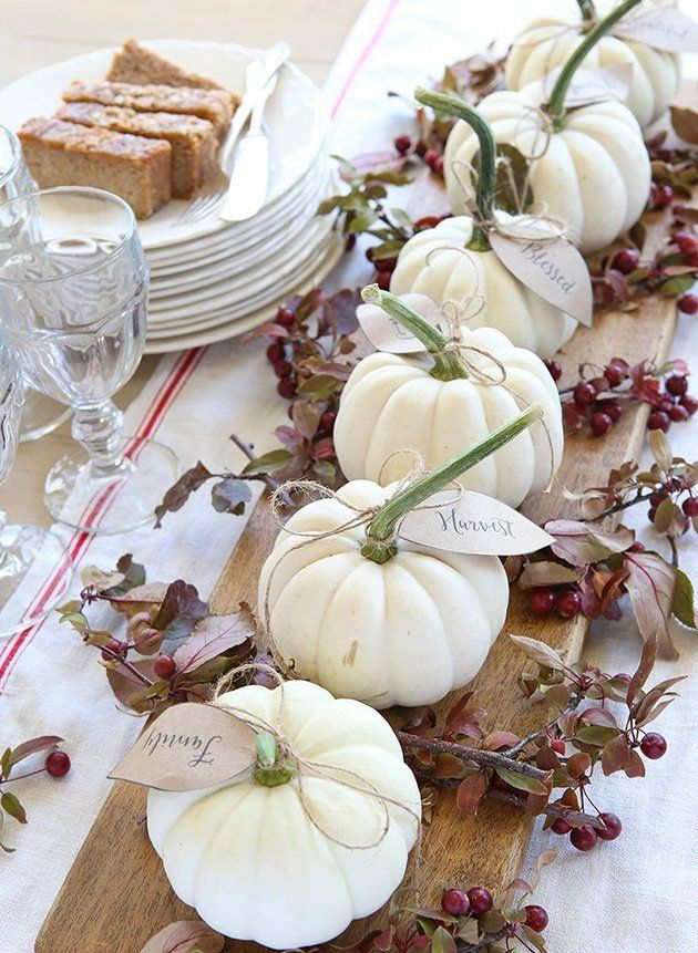 Get Great Thanksgiving Decoration DIY Project 2
