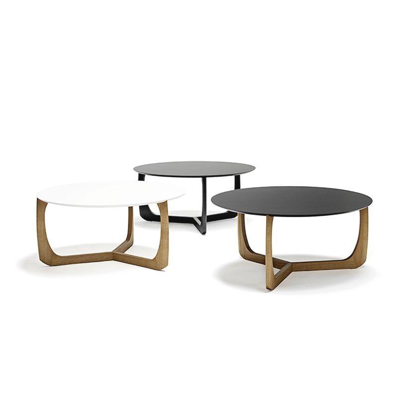Lili Table Salon Ronde O90 X H42 Mobel Copenhagen Bois Table Basse Table Basse Ronde Table Basse Design