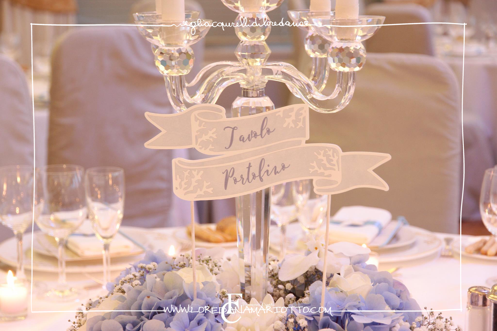 Tavolo Matrimonio ~ Segna tavolo matrimonio a tema mare e coralli table signs sea