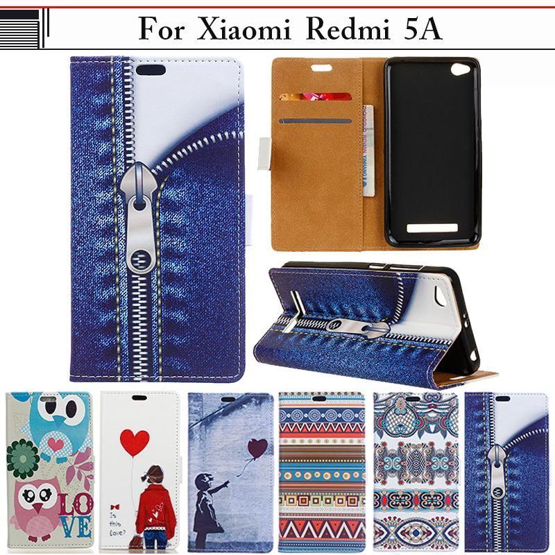 Moda fotos nuevas buscar original EiiMoo Funda Capa For Xiaomi Redmi 5A Case Cartoon Silicone + ...