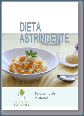 Frutas y verduras para dieta astringente