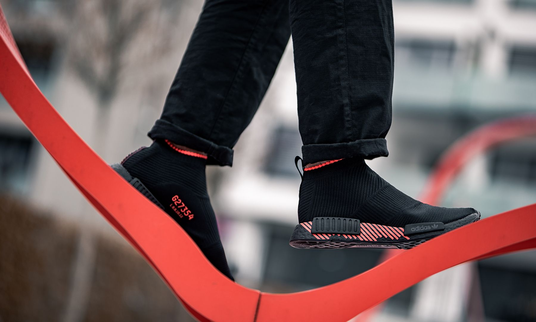 adidas NMD_CS1 PK »Shock Red