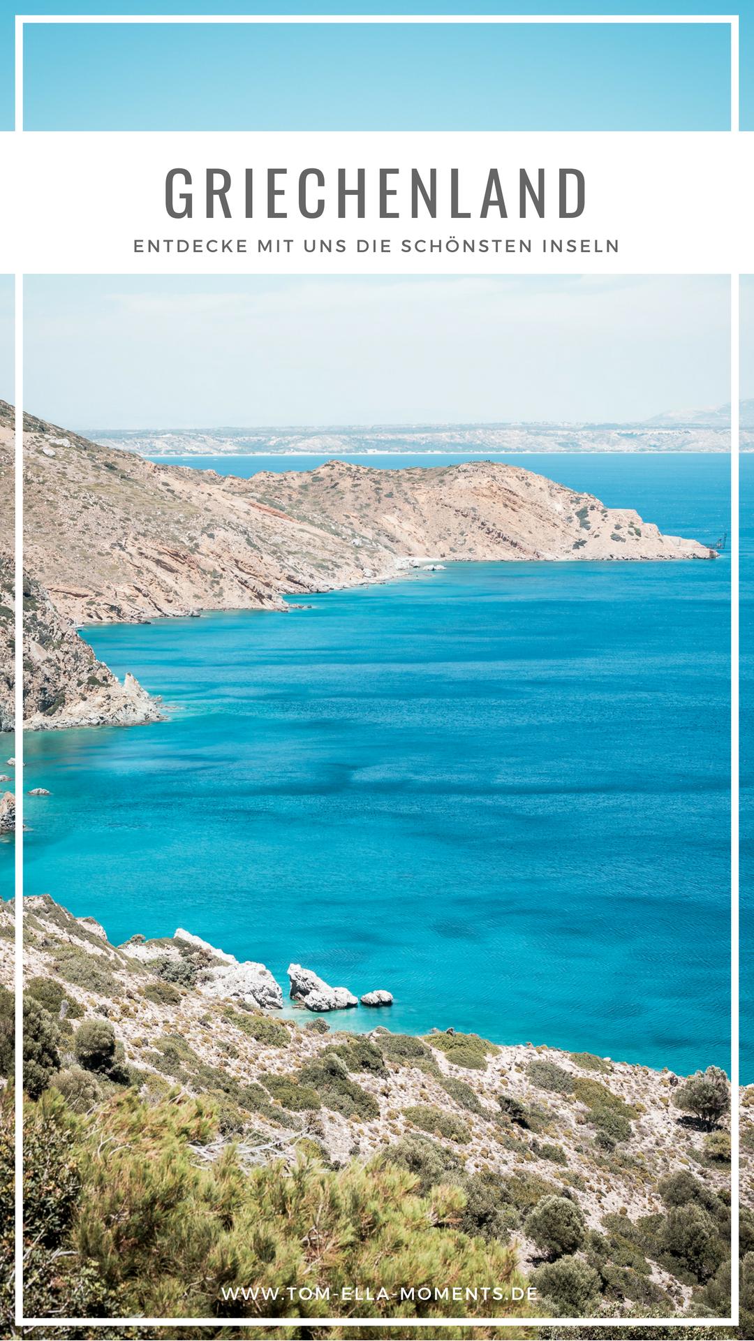 Schönste Strände Peloponnes Karte.Griechische Inseln übersicht Die Schönsten Inselgruppen Mit Karte