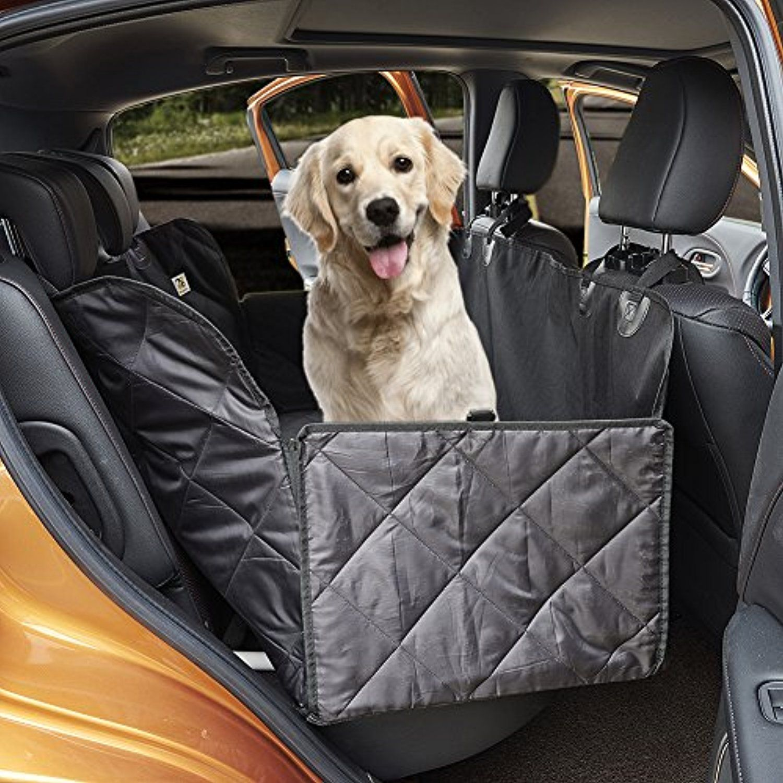 MEGA PET Large Pet Car Seat Cover Hammock for Cars, Trucks