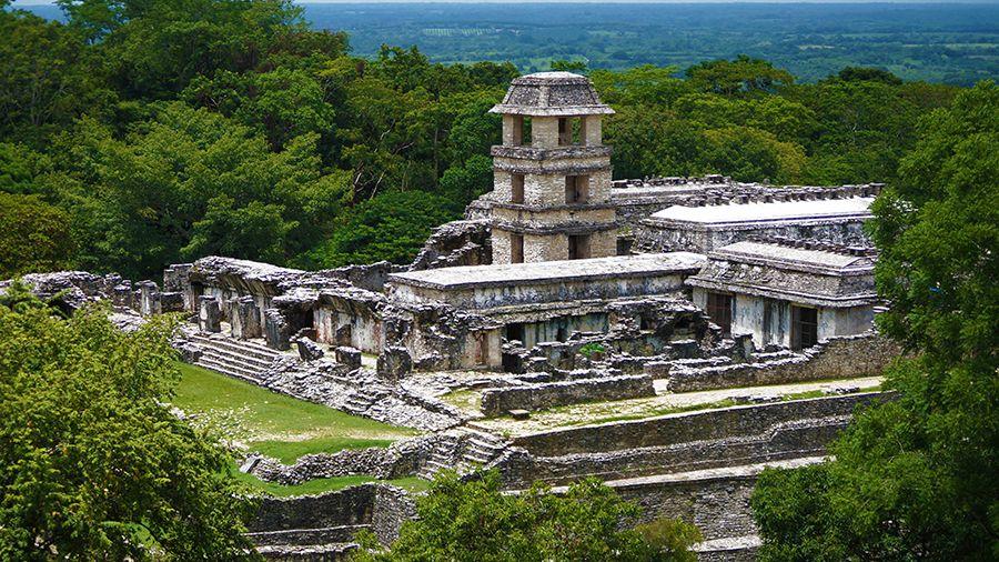 Resultado de imagen para Palenque cultura Maya.