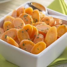 Maple-dijon Carrots
