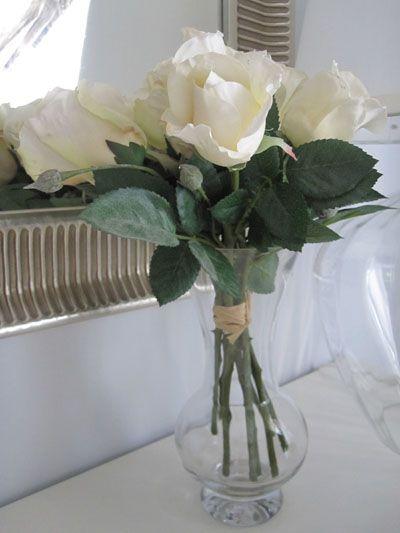 flores artificiales para mesita de noche arreglos florales