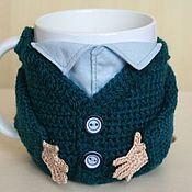 30a7d61157f Купить или заказать Кружка в одежке в интернет-магазине на Ярмарке Мастеров.  Кружка в