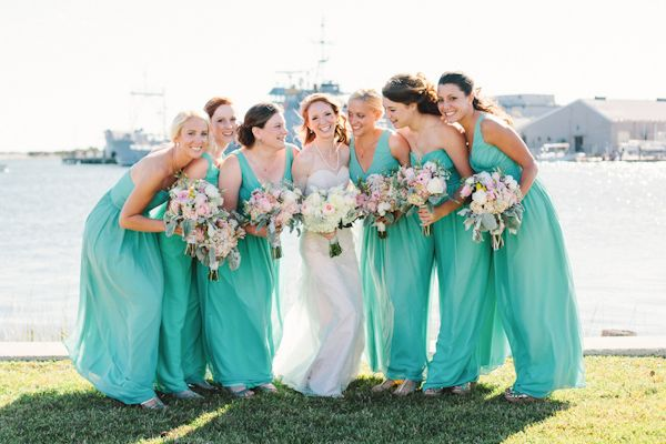 10 Best images about Bridesmaid Dresses on Pinterest - Metallic ...