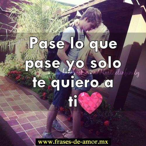 Imagenes Chidas Con Frases Cortas De Amor19 Frases Pinterest