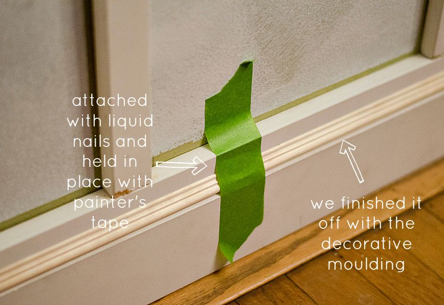 How To Make Baseboards Thicker Easy Fix Small Woodworking Projects Custom Woodworking Baseboards
