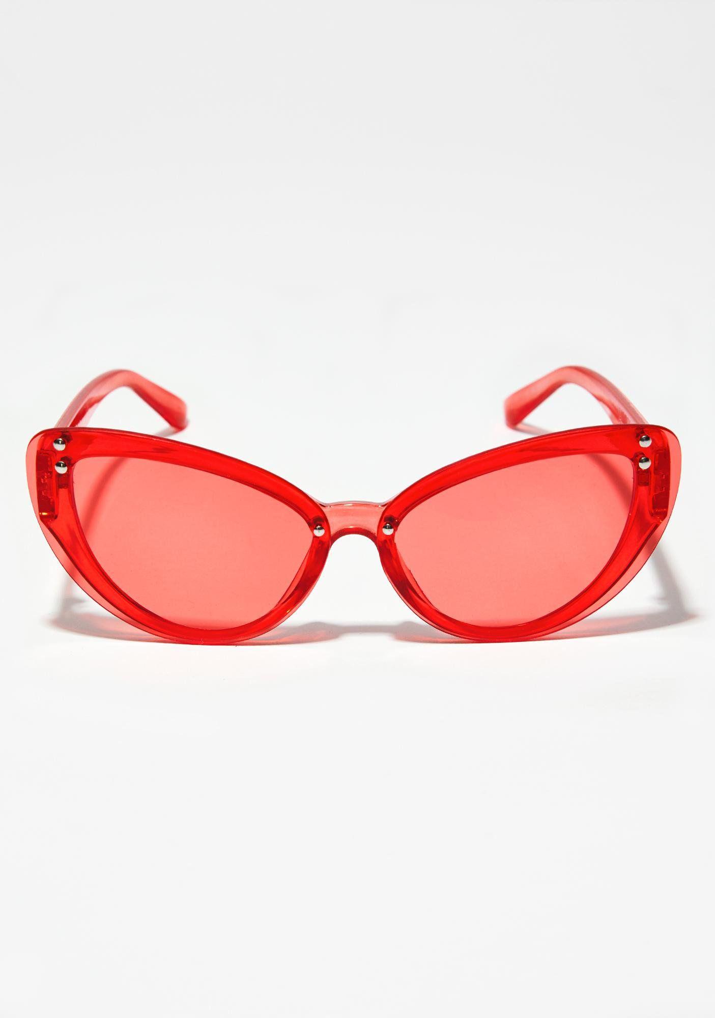 43fa3d32f1 Moth To A Flame Cat Eye Sunglasses in 2019