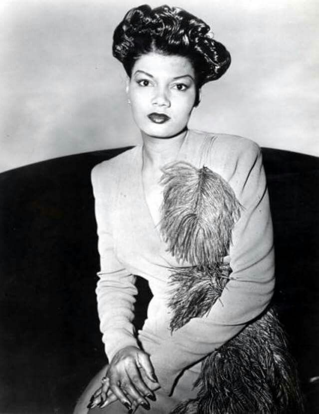 Pearl Bailey 1940 | Vintage black glamour, Black is beautiful ...