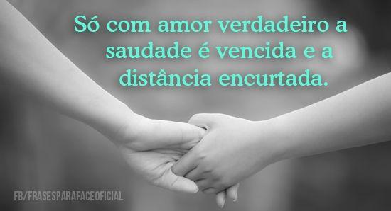 So Com Amor Verdadeiro A Fotos Frases E Musicas Que Falam