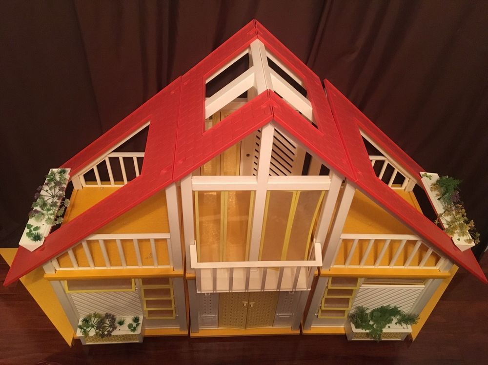 Barbie Dream House 1978 Vintage With Instructions Cool Toys