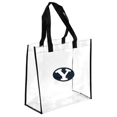 BYU Cougars Clear Reusable Bag