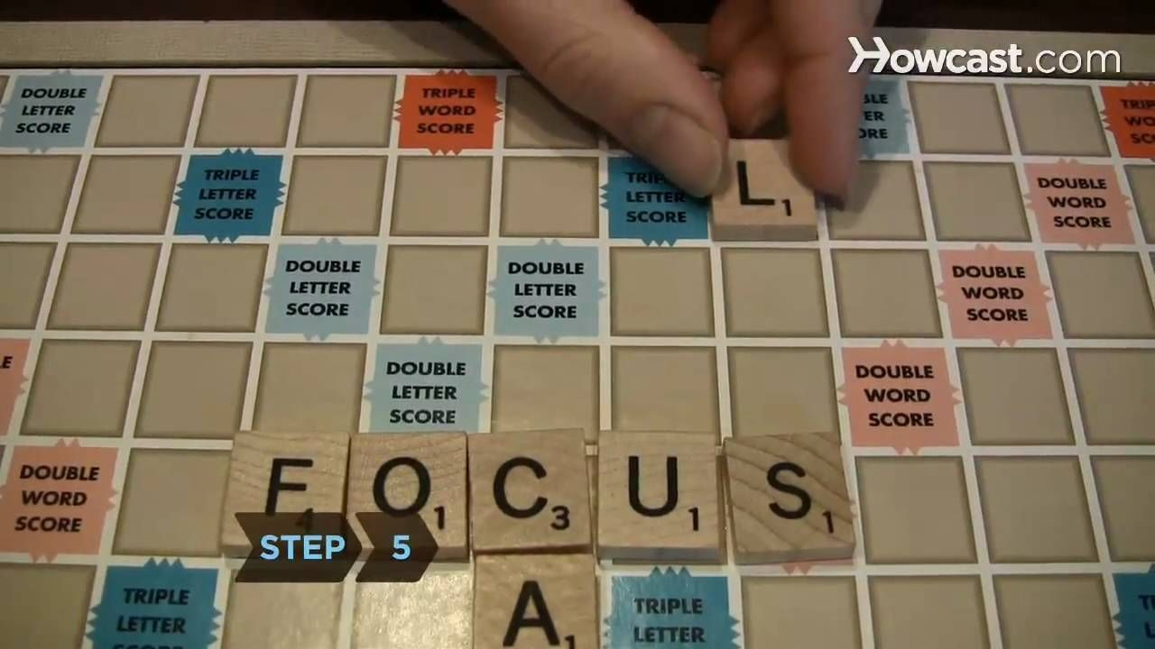 How to Play Scrabble (With images) Scrabble board game