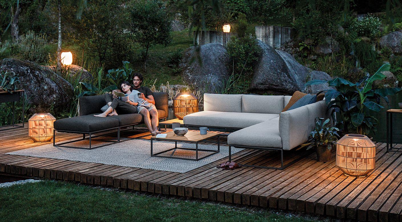 gloster outdoor furniture design
