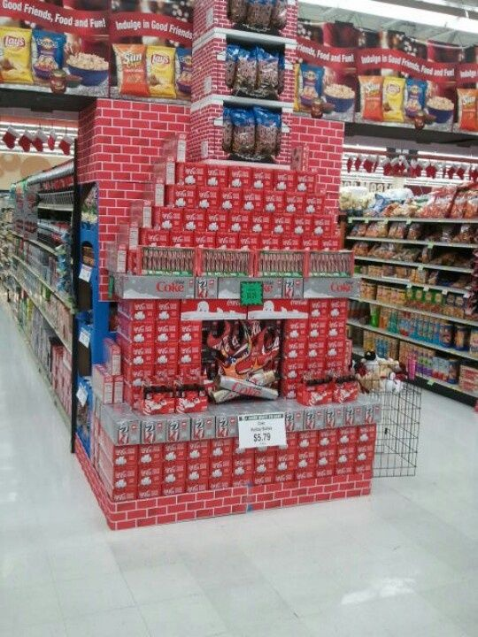 Explore Store Displays, Coca Cola, and more!