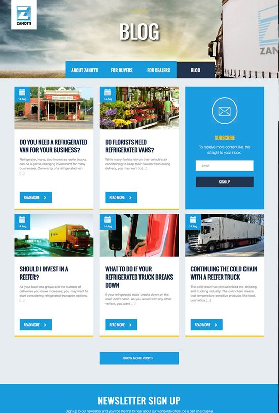 Web Development Mobile Responsive Frontend Backend Infrastructure Agency Capabilities Trucking Companies Web Design Agency Web Design