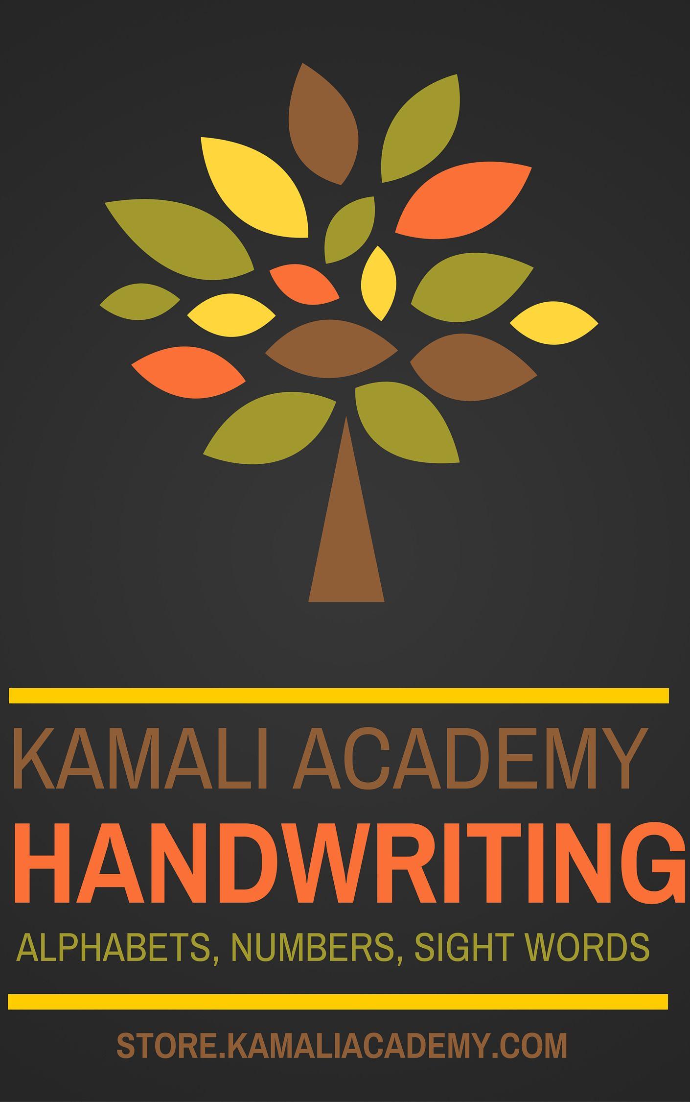 Kamali Academy Handwriting