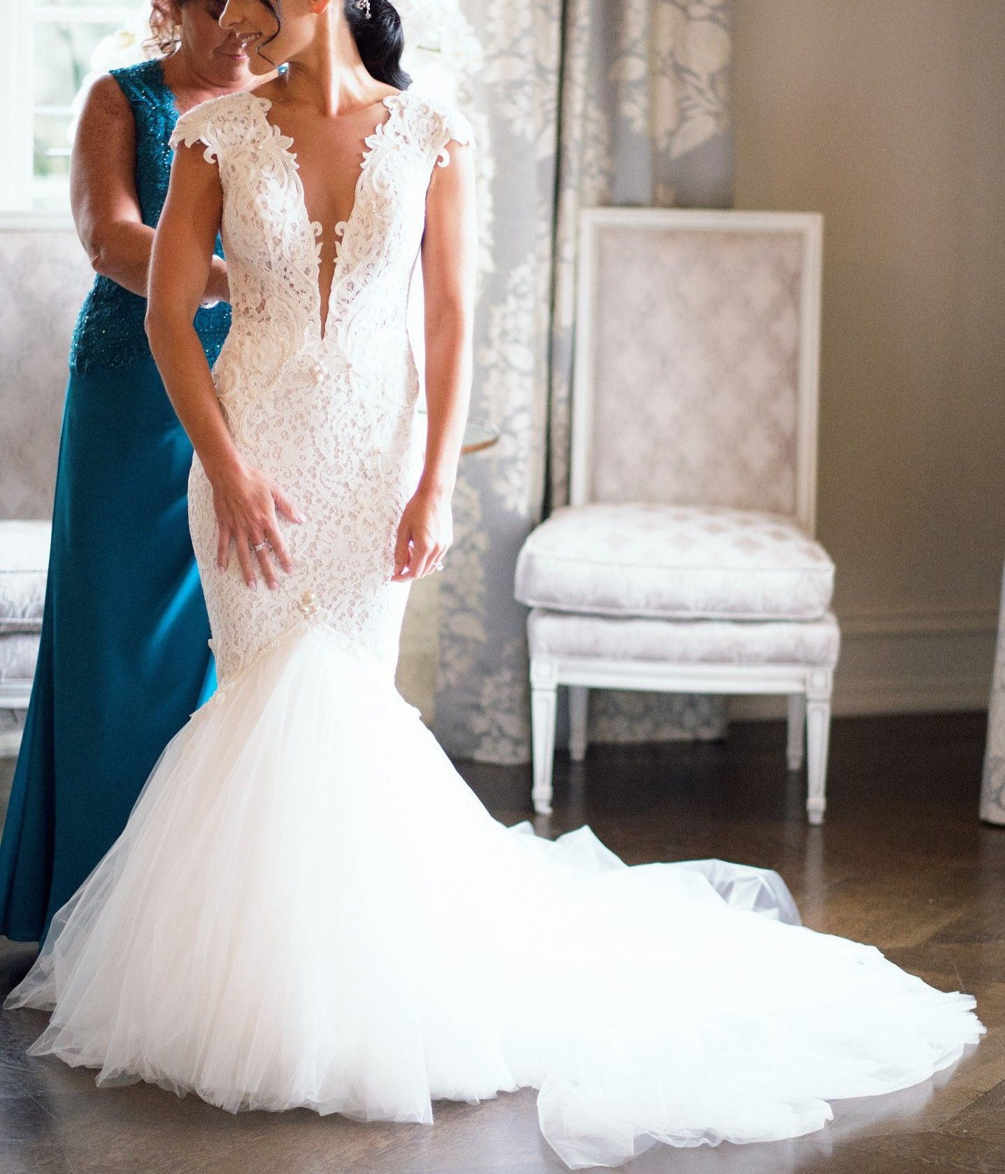 Berta Berta 16 13 Used Wedding Dress Save 72 Wedding Dresses Used Wedding Dresses Dresses [ 1679 x 1437 Pixel ]
