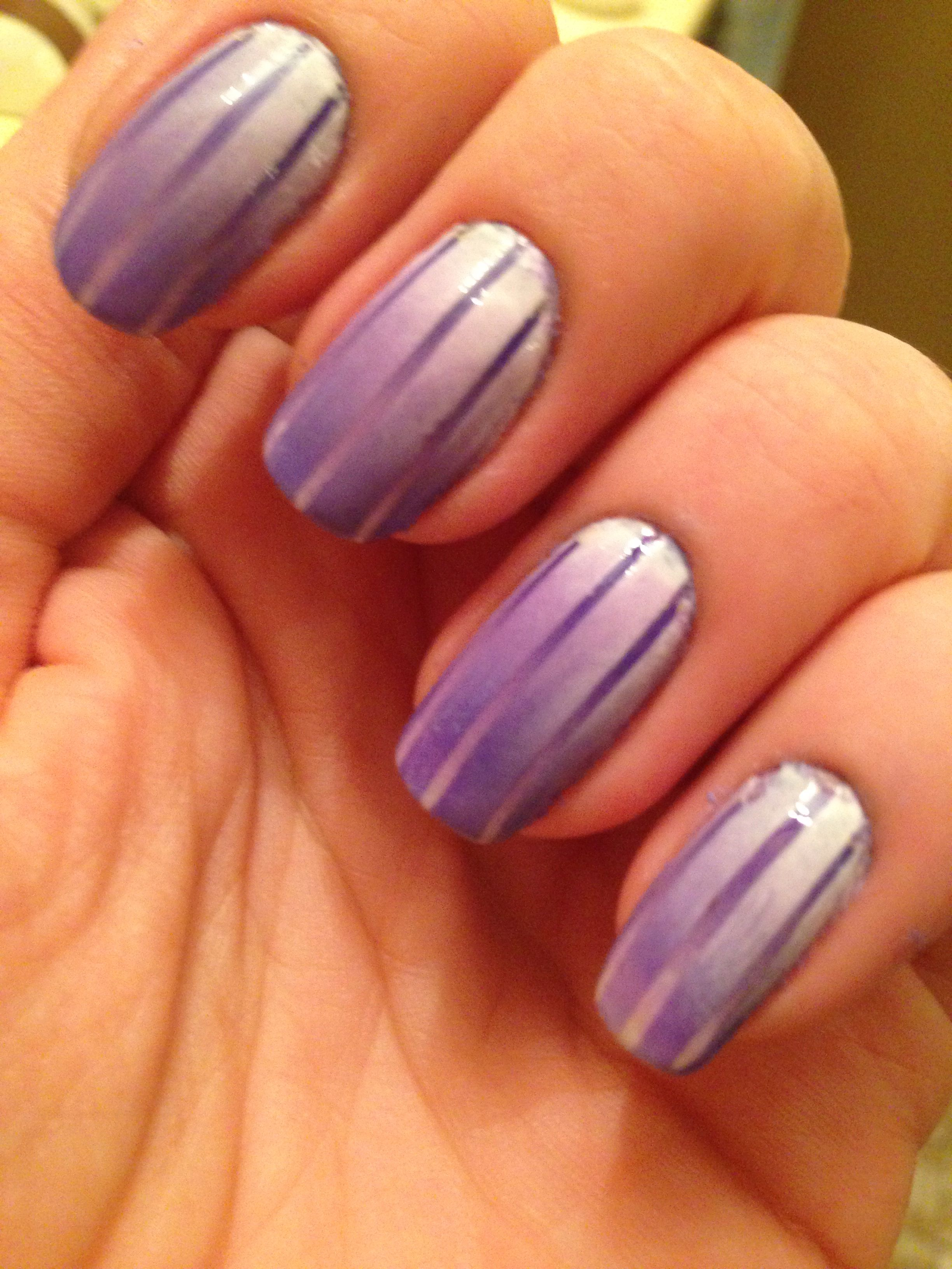 Stripes and gradient mani