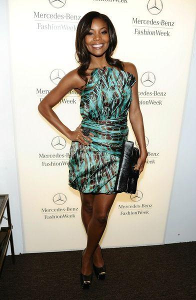 Celeb sightings during Mercedes Benz Fashion Week