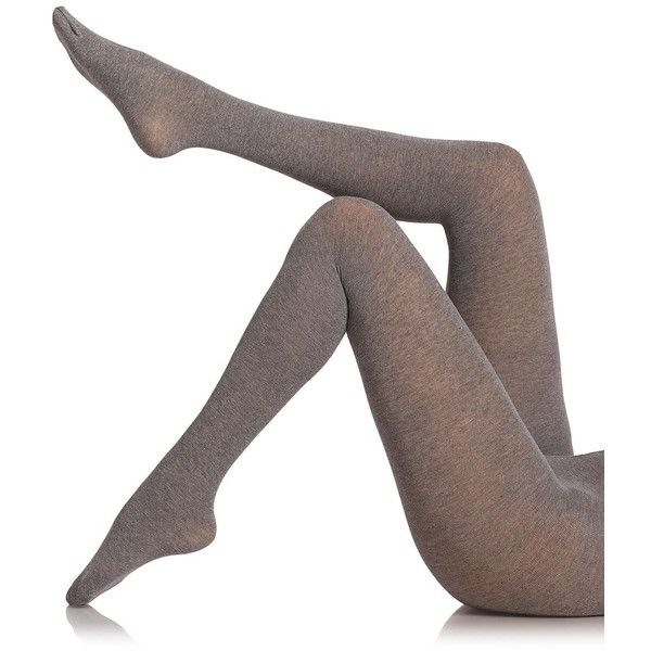 b2f101133 Fogal Cotton and Cashmere Tights (1.044.600 IDR) ❤ liked on Polyvore  featuring intimates