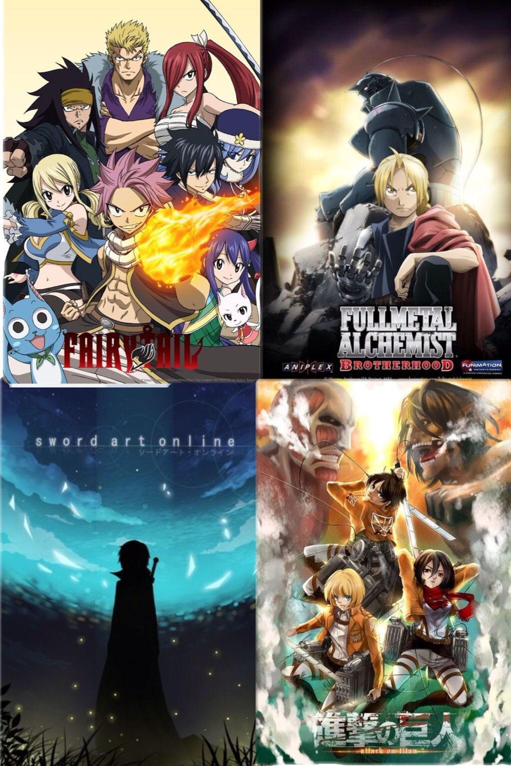 Awesome amimies you should watch Anime