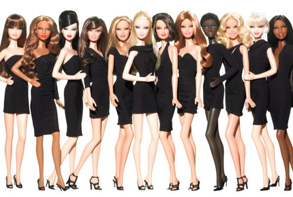 Basıc Barbie