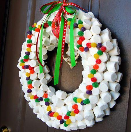 Deliciosas coronas de navidad navidad wreaths and xmas for Coronas de navidad