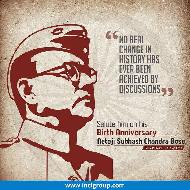 Remembering Revolutionary Freedom Fighter Patriot Netaji Subhas Chandra Bose On His Birth Anniversary Freedom Fighters Historical Figures Subhas Chandra Bose
