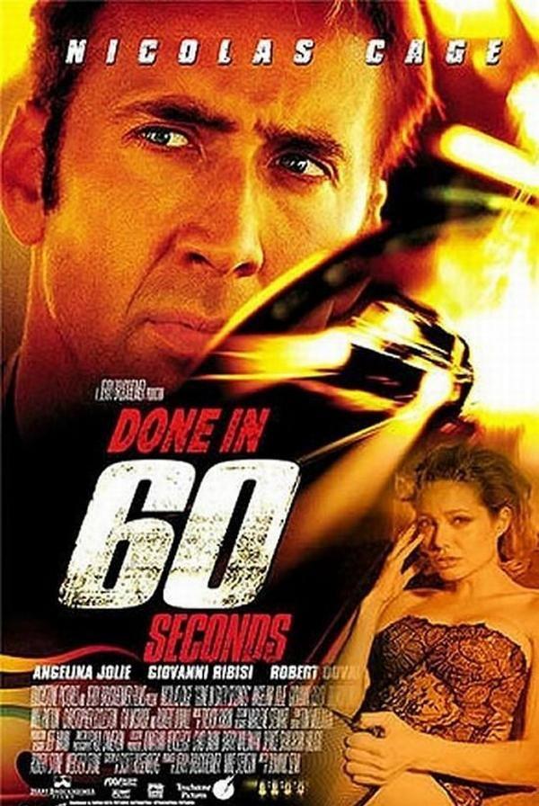Gone in 60 seconds - Dominic Sena (2000).