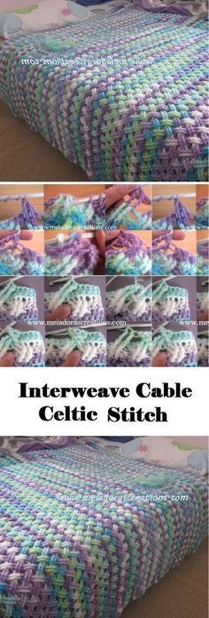 Quick And Easy Crochet Blanket Patterns For Beginners Interweave
