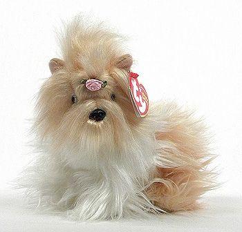 3bb3d88ebed Tibby - dog - Shih Tzu - Ty Beanie Babies