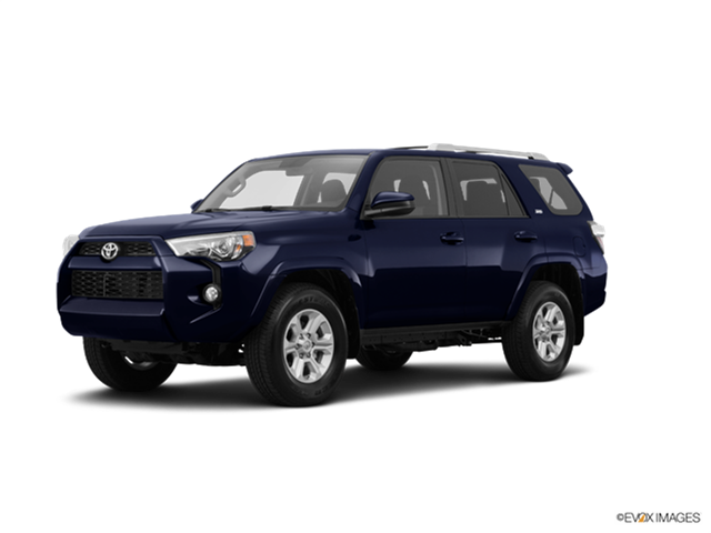 2015 Toyota 4Runner SR5 New Car Prices Kelley Blue Book