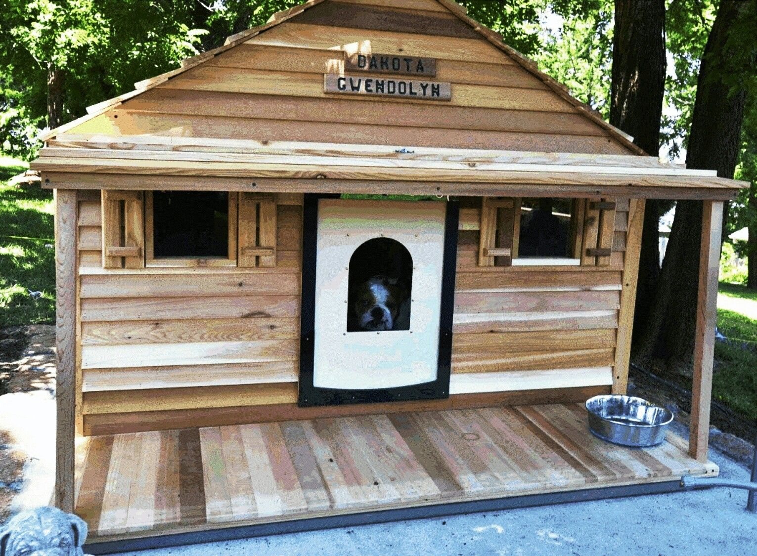 Idea By Diane Fontanez On Nikko Dog House Plans Cool