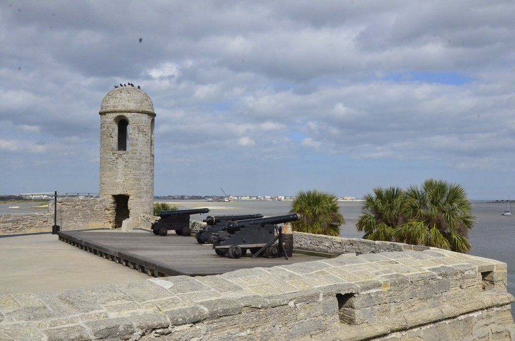 Castillo De San Marcos National Monument Saint Augustine Beach All You Need To