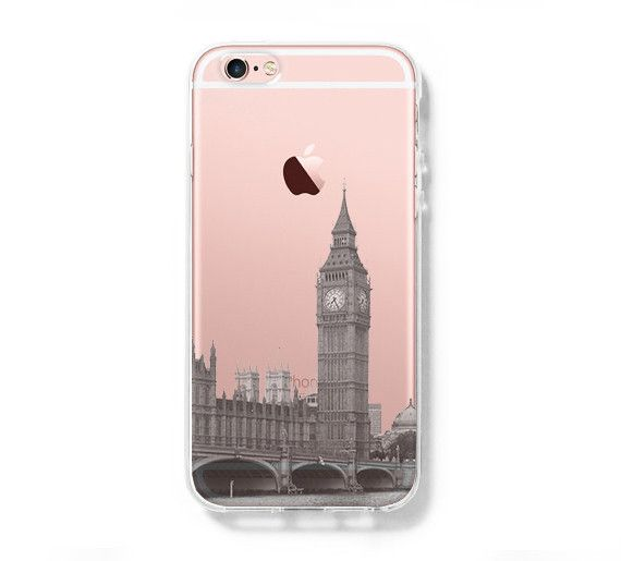 London Big Ben Westminster Bridge Iphone 6s Clear Case Iphone 6 Cover Iphone 5s 5 5c Transparent Case Iphone Cases Iphone Phone Case Accessories