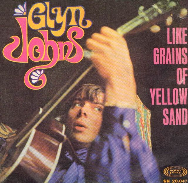 GLYN JOHNS Like Grains of Yellow Sands - Little Child (Sonoplay, 1967)