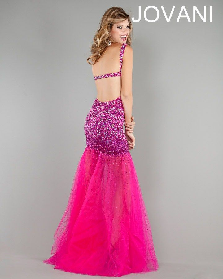 Jovani Prom Dress in pink - So Red Carpet Ready #formalapproach ...